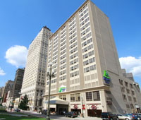 Holiday Inn Express Hotel & Suites of Downtown Detroit