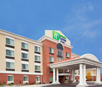 Holiday Inn Express Hotel in Niagara Falls