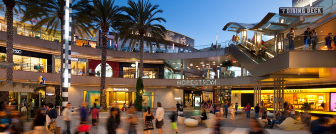 Macerich shopping Centers
