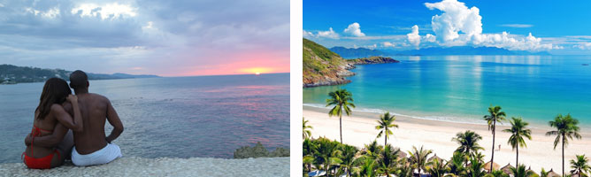 Top Honeymoon Picks in Caribbean