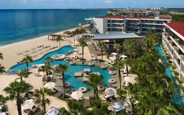 Secrets Riviera Cancun Resort & Spa By AMR Collection - All Inclusive