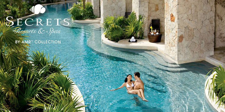 Secrets Resorts & Spas by AMR™ Collection
