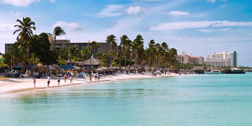Aruba Vacation Packages - United Vacations