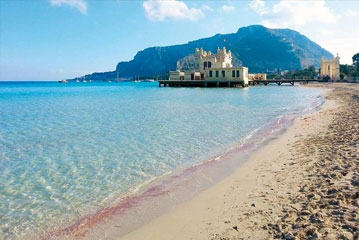 Tour Monreale and Mondello