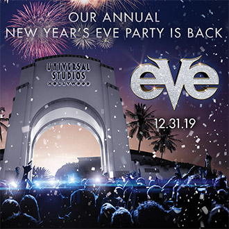 eve, our annual new years eve party is back on 12.31.19